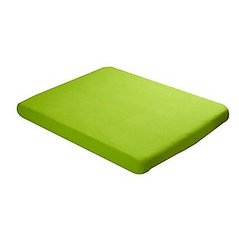 Baby Best Fitted Sheet Stretch 70x140 Lime Green