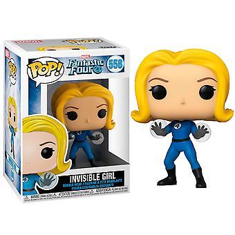 Pop! Marvel: fantastinen Nelisnäkymätön tyttö