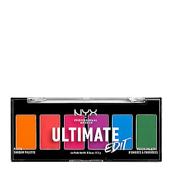 NYX PROF. MAKEUP Ultimate Shadow Palette Petit Edition-Brights