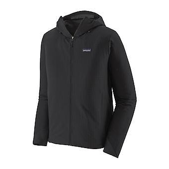 Patagonia Men's Softshell Jacket R1 Techface Hoody