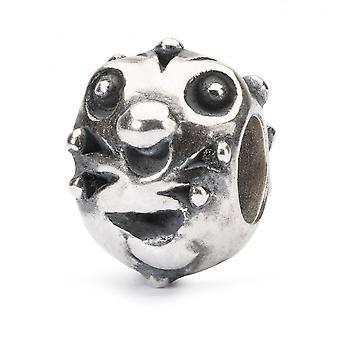 Trollbeads Curioso Critter Perline d'argento