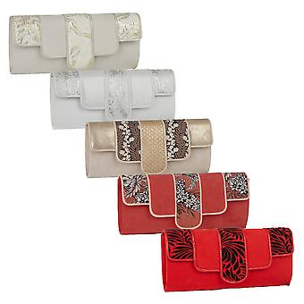 Ruby Shoo Women's Canberra Art Deco Clutch Bag