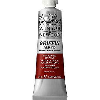 Winsor & Newton Griffin Alkyd Fast Drying Oil Paint 37ml