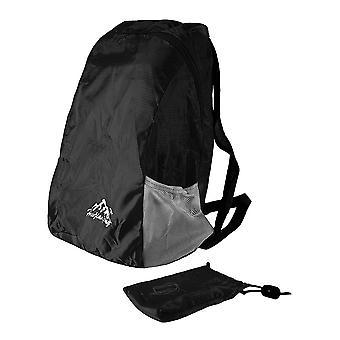 Składany plecak - Czarny