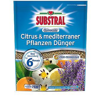 SUBSTRAL® Osmocote Citrus & Mediterranean plants fertilizer, 1.5 kg