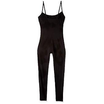 ドリームガール ベーシック ユニタード ドレス, ブラック, 中型/大, 黒, サイズ ミディアム/ラージ