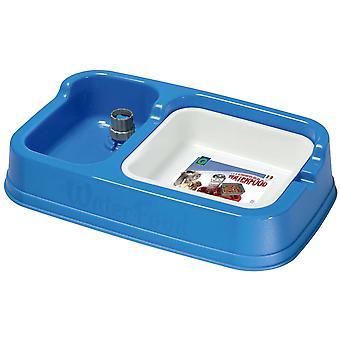 GP Base Antideslizante Dispenspensadora de Agua/Comida