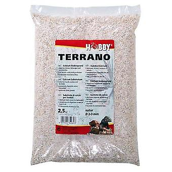 Hobby Terrano Calcium Substract (Reptiles , Beds and Hammocks)