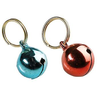 Ferplast Bell Balls X2 (Pa 5510) (Cats , Collars, Leads & Harnesses , Accessories)