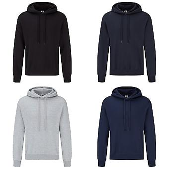 Fruit Of The Loom Adults Unisex Classic Hooded Basic Sweatshirt
