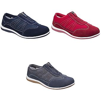 Fleet & Foster Womens/Ladies Mombassa Comfort Shoes