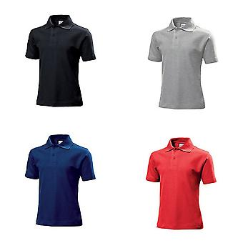 Stedman Childrens/Kids Cotton Polo
