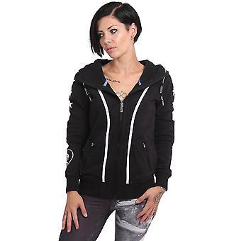 YAKUZA Women's Zip Hoodie 893Love