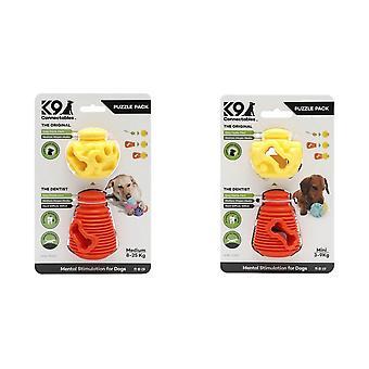 K9 Connectables Dog Puzzle Puzzle Pack (2 Piece)