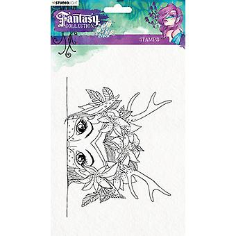 Studio Light Clearstamp A5 Fairy Fantasy Collection nr.375 STAMPFC375