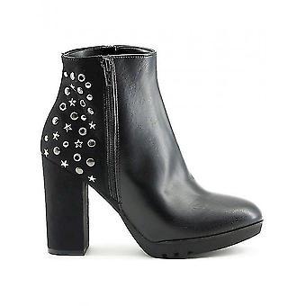 Hecho en Italia - Zapatos - Botines - DORA-NERO - Mujeres - Schwartz - 36