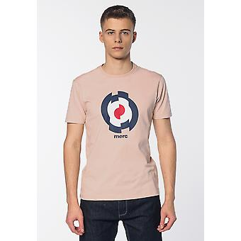 Merc GUNSON, Target Print Miesten Apos;s T-paita