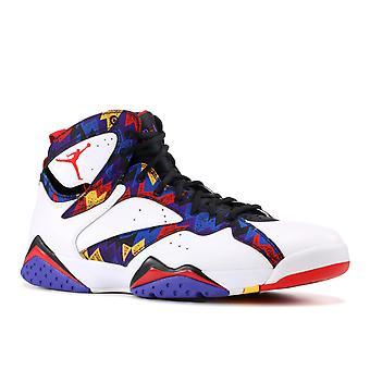 Air Jordan 7 Retro ' intet men Net' - 304775 - 142 - sko