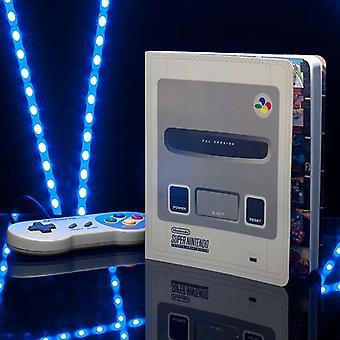 Super Nintendo-konsolin kannettava