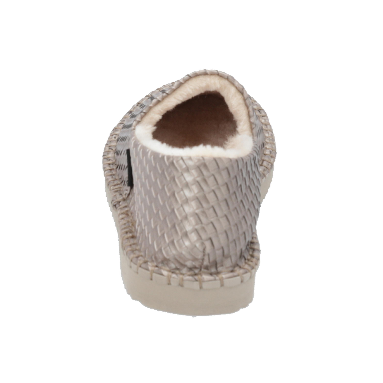 Flip * Flopp Flippadrilla Flette Metallisk Kvinners Loafer Gold Slip-ons Forretningssko