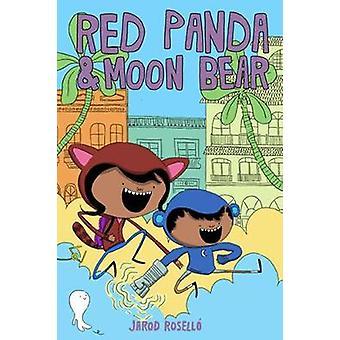 Red Panda & Moon Bear by JAROD ROSELLO - 9781603094443 Book