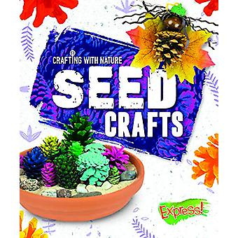 Seed Crafts by Betsy Rathburn - 9781644871911 Book