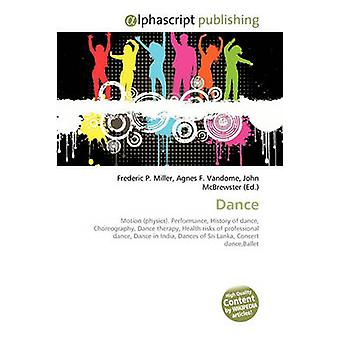 Dance by Frederic P Miller - 9786130093082 Book