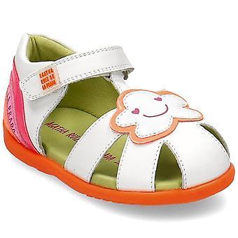 Agatha Ruiz De La Prada 202908 202908BBLANCO universal summer infants shoes