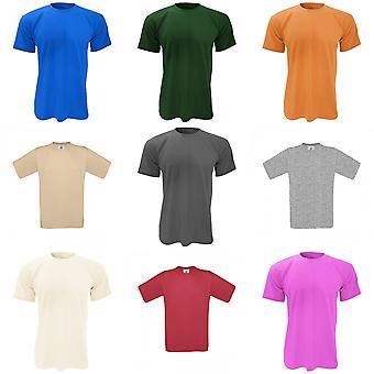 B&C Mens Exact 150 Short Sleeve T-Shirt