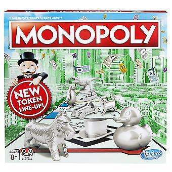 Classico gioco di Hasbro gioco monopolio