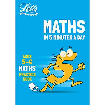 Letts Maths in 5 Minutes a Day Age 56