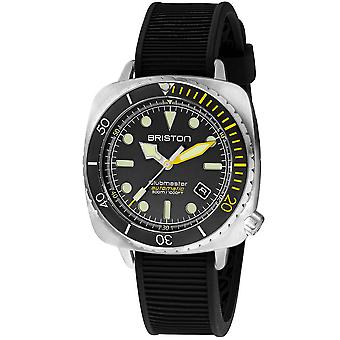 Briston Clubmaster Diver Automaattinen Miesten Watch 20644.S.DP.34.RB