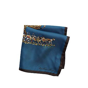 Brooks Brothers Men&s Polowanie Pocket Square