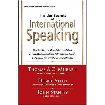 Insider Secrets of International Speaking
