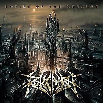 Revocation - Empire of the Obscene [CD] USA import