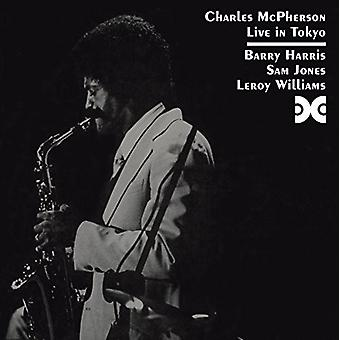 Charles McPherson - Live in Tokyo [CD] USA import