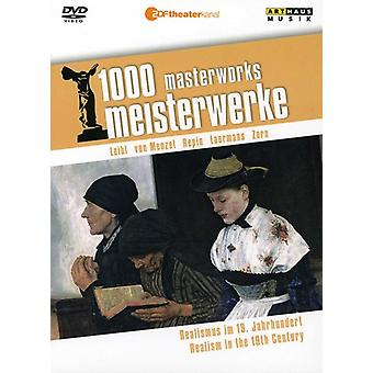 Realism in the 19th Century [DVD] USA import