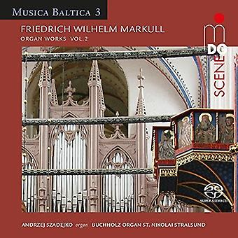 Markull / Szadejko - Organ Works 2 [SACD] USA import