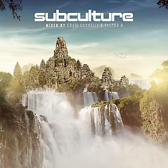 Subculture [CD] USA import