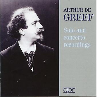 Solo & Concerto Recordings [CD] USA import