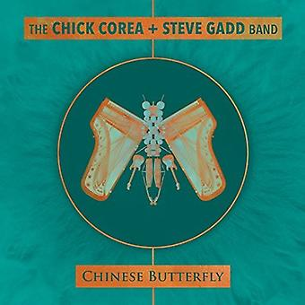 Corea, Chick / Gadd, Steve - Chinese Butterfly [CD] USA import