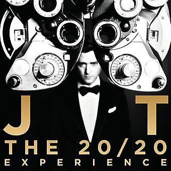 Justin Timberlake - 20/20 ervaring: The Complete ervaring [CD] USA import
