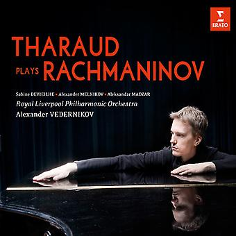 Rachmaninoff / Tharaud, Alexandre / Liverpool Phil - Piano Concertos No 2 / Vocalise / 2 Pievces for 6 [CD] USA import