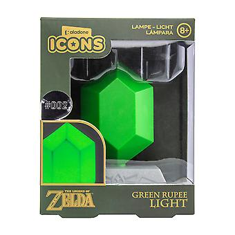Green Rupee Icon Light Licenced The Legend of Zelda Collectable Battery Powered Green Rupee Icon Light Licenced The Legend of Zelda Collectable Battery Powered Green Rupee Icon Light Licenced The