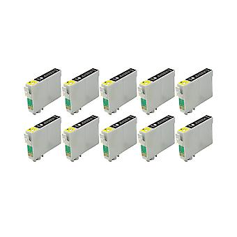 استبدال 10 x روديتوس لوحدة الحبر أبسون فرس البحر الأسود متوافق مع الصور ستايلس R200، R220، R300، R300M، R320، R325، R330، R340، R350، RX300، RX320، RX500، RX600، RX620، RX640