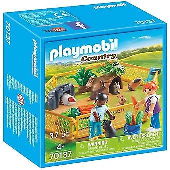 Playmobil 70137 Land Farm Animal Inhägnad