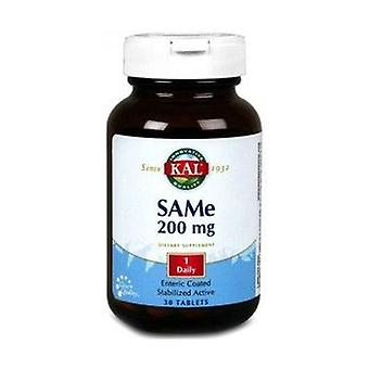 SAMe 30 tabletten van 200mg