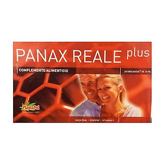 Panax Reale Plus (Jelly-Ginseng-Vitamin C) 20 ampoules