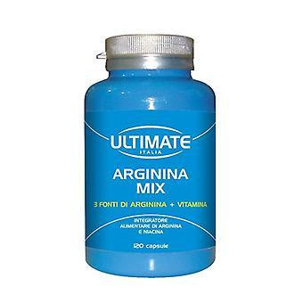 Arginine Mix 120 capsules