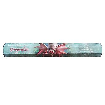 Anne Stokes Patchouli Dragon Kin Incense Stick (Pack Of 6)